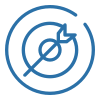 Zielscheiben Icon