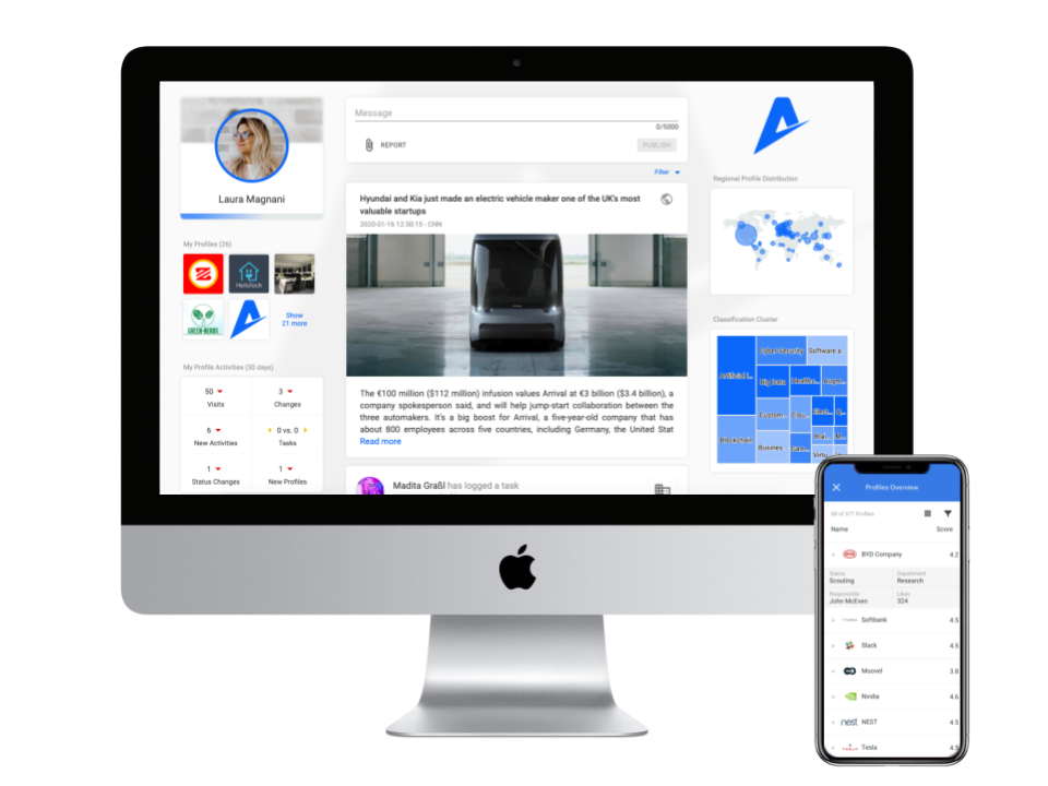 aumentoo-application-screens