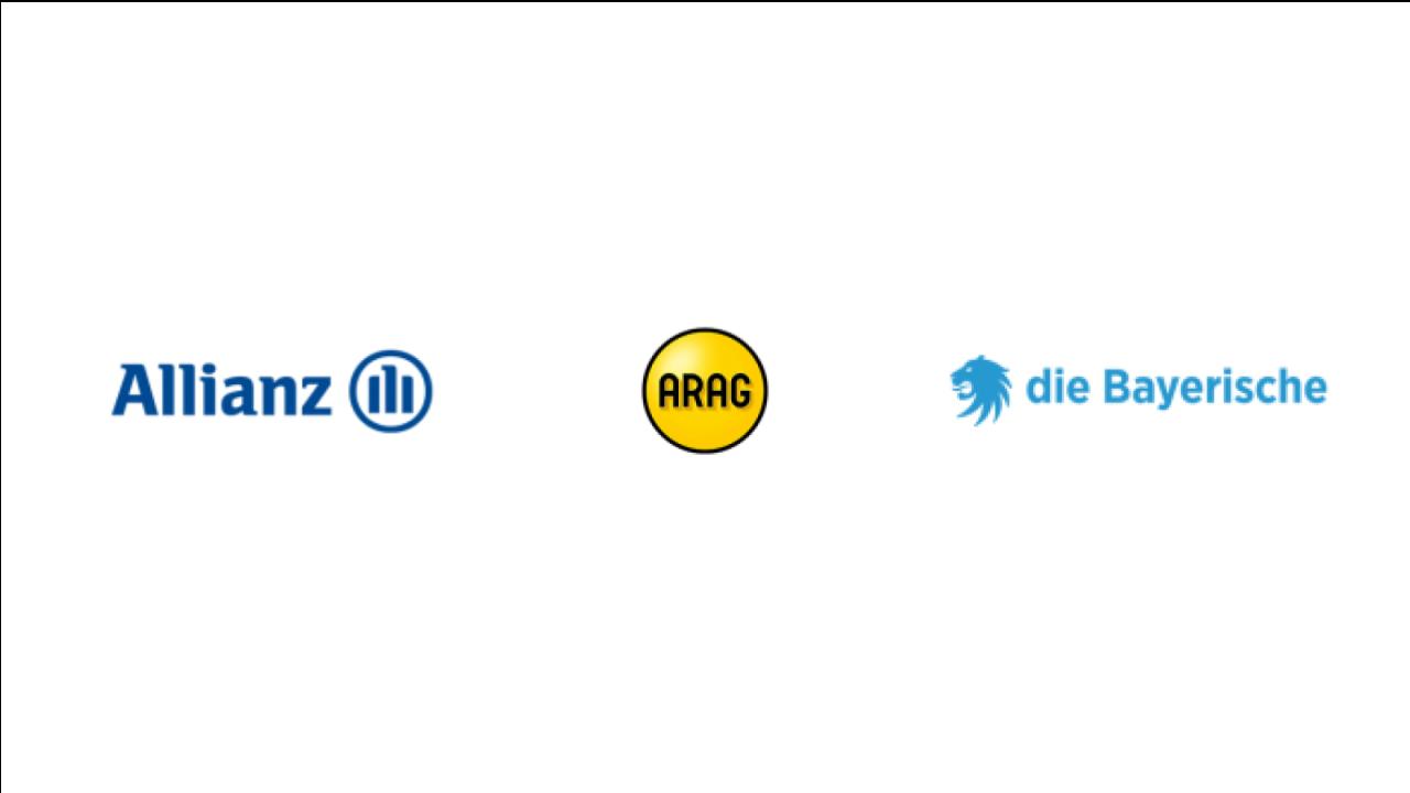 allianz-arag-bayerische-logos