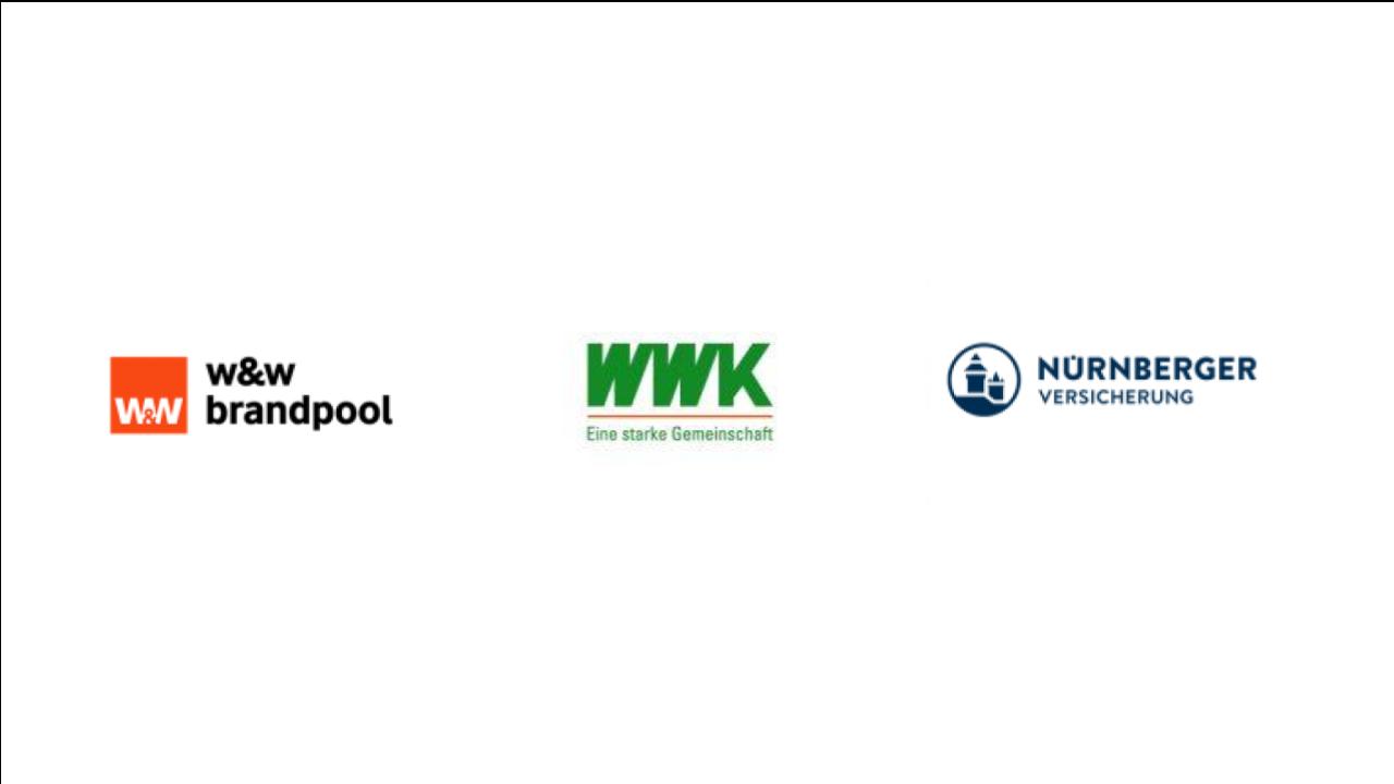 w&w-wwk-nürnberger-logos